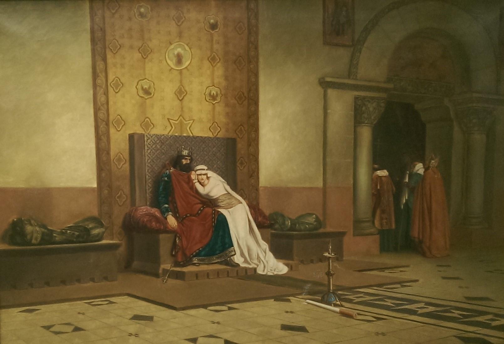 Неизвестный художник (конец 19 века)